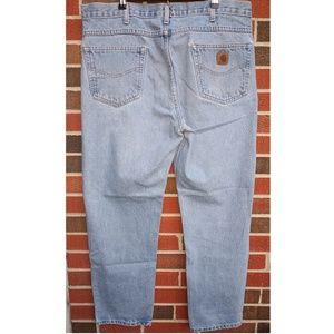 Carhartt jeans Men's size 38 waist 30 inseam